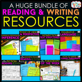 Reading and Writing Resource BUNDLE