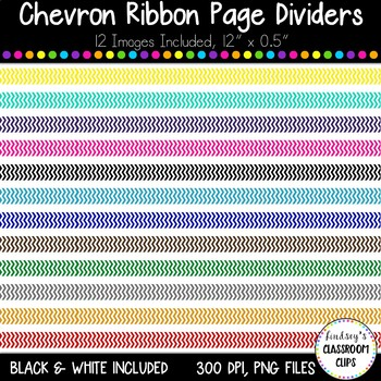 HUGE Ribbon Border Clipart BUNDLE~ Lifetime Updates Included! ~ {Commercial Use}
