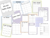 HUGE SALE!! 2020-2021 Teacher Binder. Teacher Planner. Les
