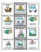 HUGE Transporte Bundle! Workbooks/book, games, worksheets, vocabulary, SLP