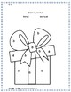 Winter letter reversals, tracing lines, bingo markers pack