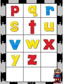 HUGE Word Work Pack (Magnetic Letters)