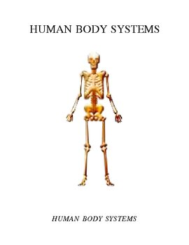 HUMAN BODY SYSTEM TEMPLATE