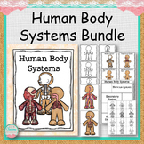HUMAN BODY Systems File Folder and Cut and Paste