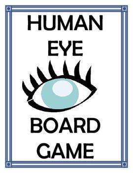 HUMAN EYE BOARD GAME