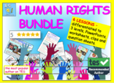 HUMAN RIGHTS - Genocide, UN, Unicef, Aid, More!