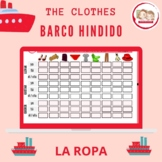 HUNDIR LA FLOTA: LA ROPA (The Battleship: The Clothing)