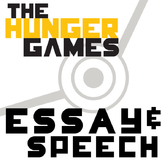 THE HUNGER GAMES Essay Prompts - 12 Themes
