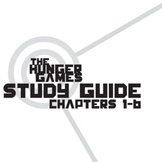 THE HUNGER GAMES Study Guide Chapters 1-6 (groupwork and s