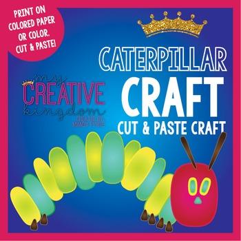 HUNGRY Caterpillar Craft