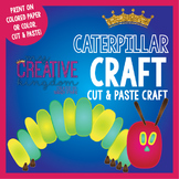 HUNGRY Caterpillar Craft