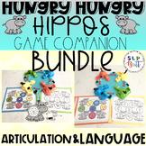 HUNGRY HUNGRY HIPPOS, GAME COMPANION BUNDLE (LANGUAGE & AR