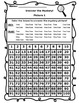 Hundreds Chart Hidden Picture Set Math Place Value Base Te
