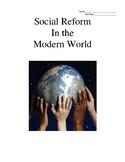 HW Packet Social Reform/Globalization