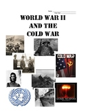HW Packet World War II and the Cold War