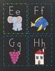 HWT Alphabet Cards for Word Walls & Flashcards - Chalkboar