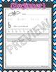 HWT Kindergarten Phonics and Handwriting Practice Packet