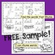Teach Handwriting Explicit Instruction FREEBEE