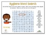 HYGIENE WORD SEARCH