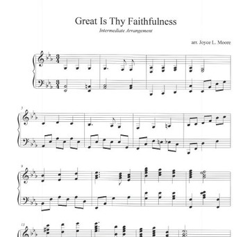 HYMNS FOR PIANO Intermediate Level Arrangements