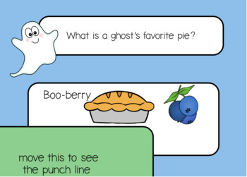 Ha Ha Halloween Jokes Boom Cards | Speech Therapy | Understanding Humor