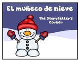Spanish Body Parts Story - El muñeco de nieve