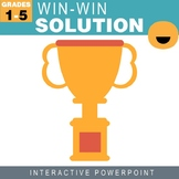 Win-Win Solution PowerPoint and Worksheet
