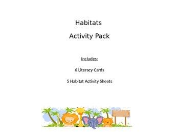 Habitat Activity Pack