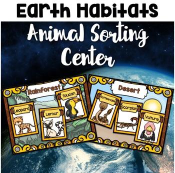 Habitat Animal Sort