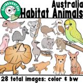 Habitat Animals: Woodlands & Grasslands of Australia