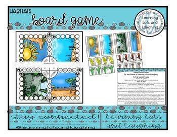 Habitat Board Game