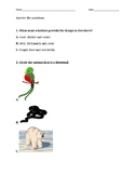 Habitat/Classification Quiz/Test
