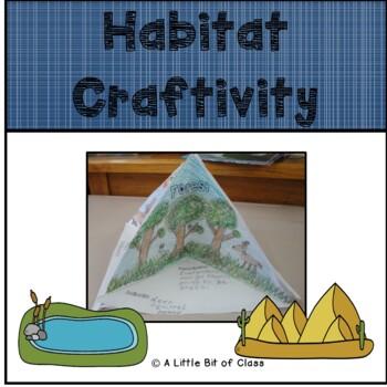 Habitat Craftivity