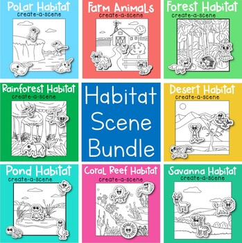 Habitat Create-a-Scene Bundle