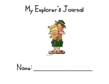 Habitat Explorer's Journal