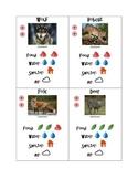 Habitat Game - Basic Needs of Animals