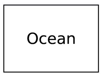 Habitat Game: Ocean, Forest, Desert, Rainforest