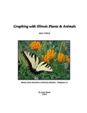 Habitat Graphing with Illinois Plants and Animals