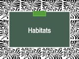 Habitat Guessing Game