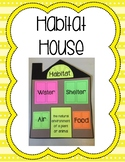 Habitat House - Craft and Compare and Contrast Writing Activity