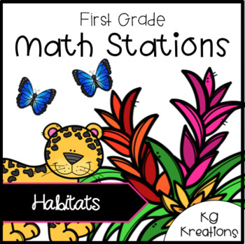 Habitat Math Stations