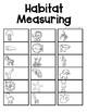 Habitat Measuring Activity