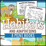 Habitat Mini Books