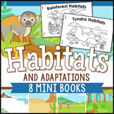 Habitat Mini Books