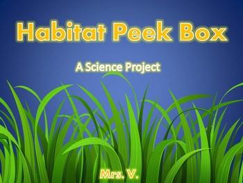 Habitat Peek Box