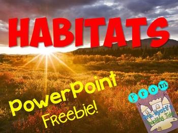 Habitat PowerPoint