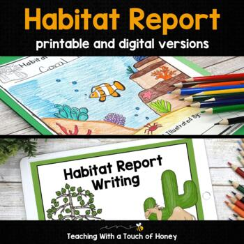 Habitat Research Report: Tiered Report Writing Templates