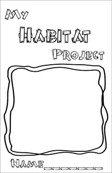 Habitat Research Mini Book