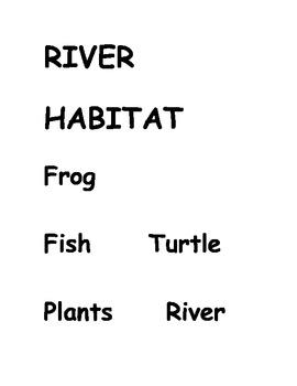 Habitat - River