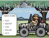 Habitat Powerpoint: Interactive Safari